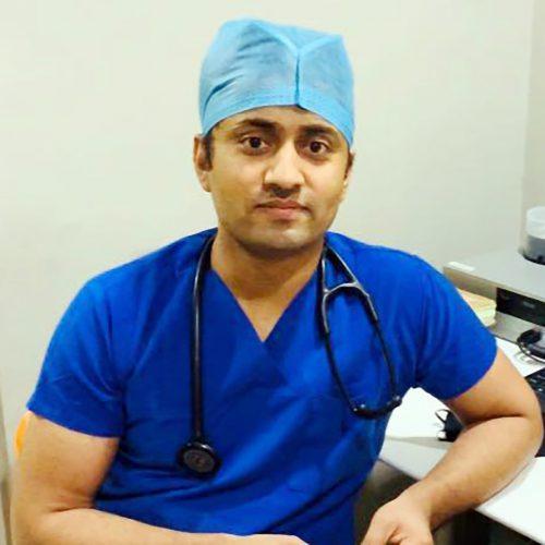 Dr. Dharam P Saran