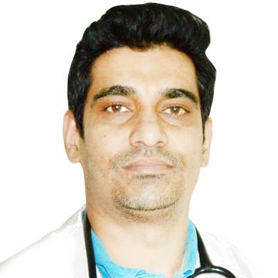 Dr. Vikas Sheoran