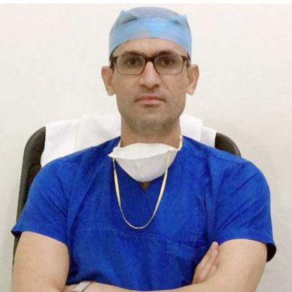 Dr. Mohar Singh Jakhar