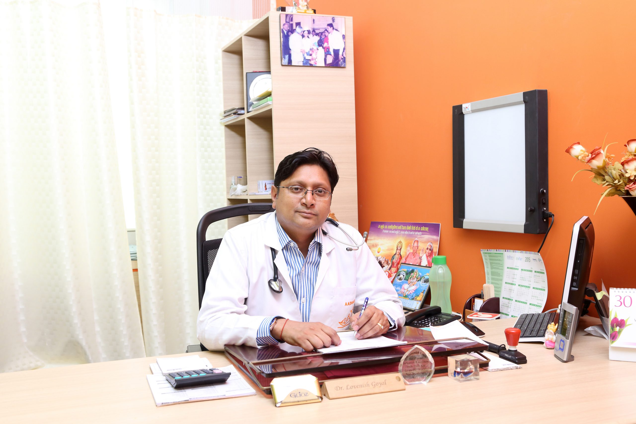 Dr. Lovenish Goyal